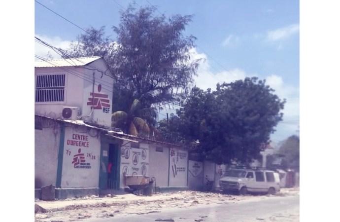Insécurité : MSF ferme définitivement son centre d'urgence à Martissant