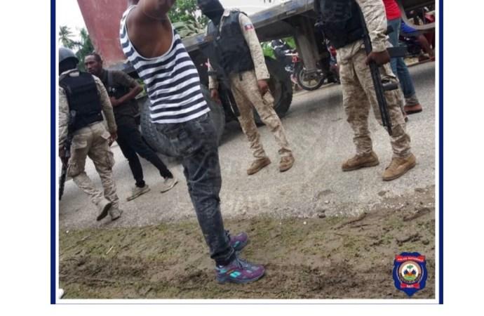 Haïti-Séisme : Léon Charles renforce la présence policière dans le grand Sud