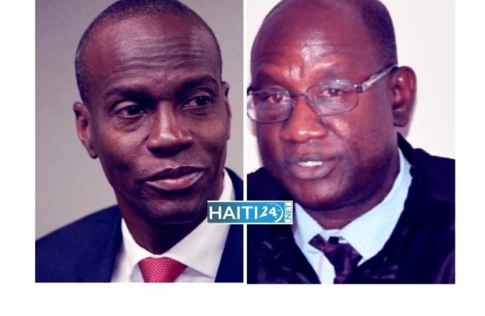 Affaire Jovenel Moïse : Dépourvu de moyens, le juge Mathieu Chanlatte pourrait se déporter du dossier