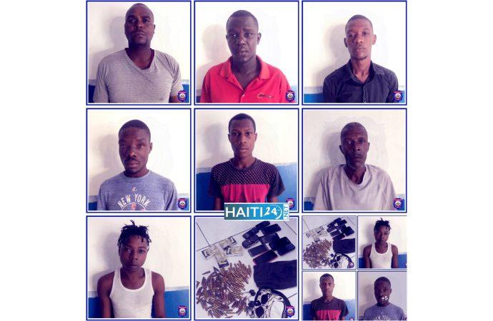 Grosse opération de la PNH à la Croix-des-Bouquets : des blessés recensés, des arrestations effectuées