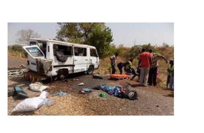 Accident de la circulation : 8 morts et des blessés à Petit-Goave