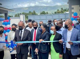 Fonds-des-Nègres : l'Ecole Nationale Jovenel Moïse inaugurée !