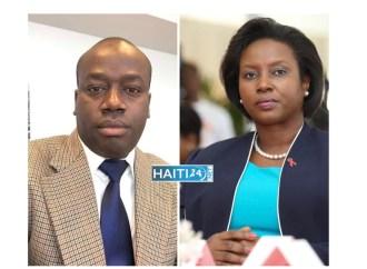 Invitée par le juge Ikenson Édumé, Martine Moïse entame une action en dessaisissement
