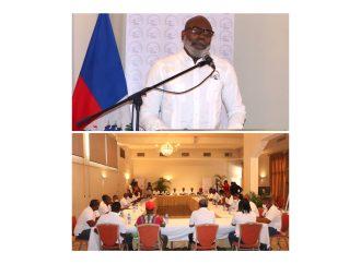 Le groupement politique « Alliance pour la Refondation de la Nation »lancé officiellement