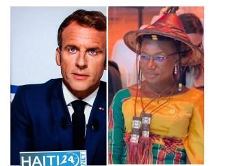 Sommet Afrique-France : Une jeune burkinabè dézingue Emmanuel Macron