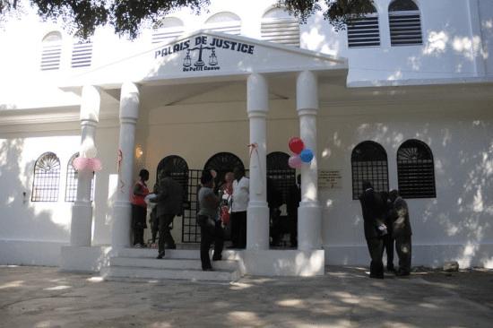 La juridiction de Petit-Goave, un véritable centre commerciale de la justice