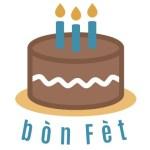 happy birthday in haitian creole - bòn Fèt
