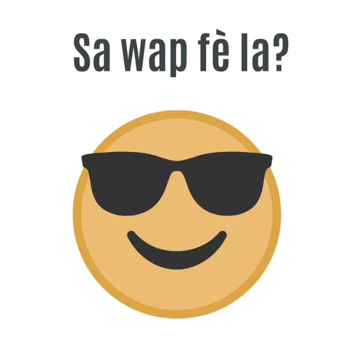 Sak pase pronunciation