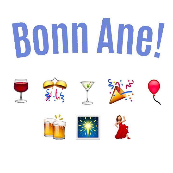 Happy New Year Haitian Creole - Bonn Ane