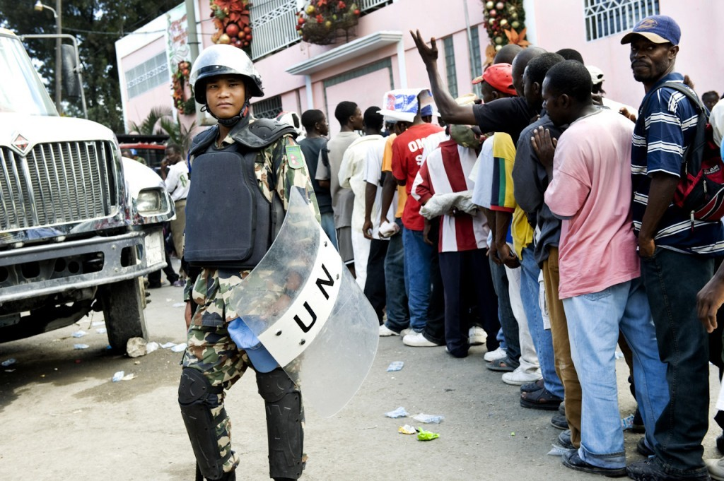 Where Is The Outrage Over The Illegal Occupation of Haiti?