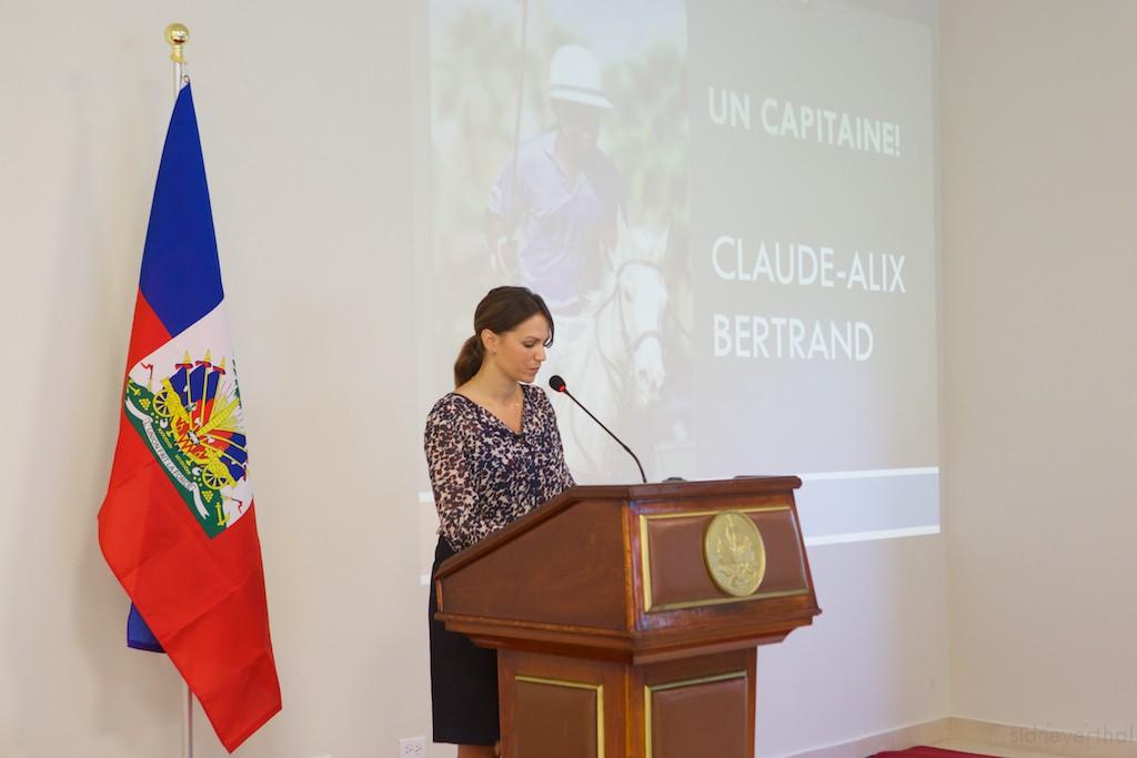Haiti Polo Team Captain Named Goodwill Ambassador To Haiti