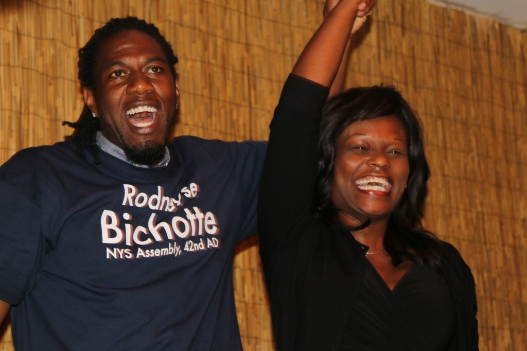 Haitian American Candidate Wins Historic Vote in NY