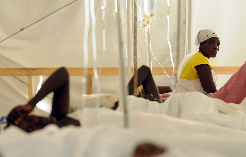 Haiti Cholera Documentary Wins Emmy