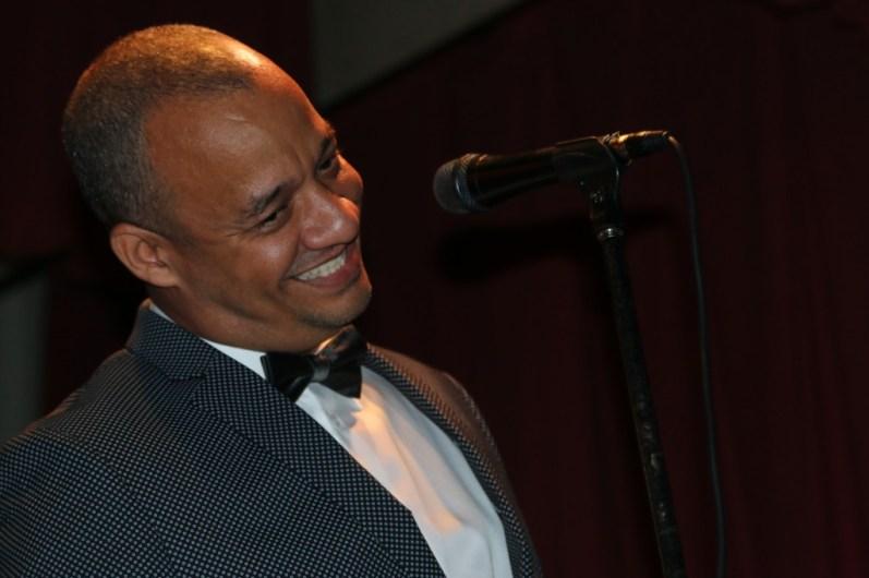 Comedian Kako Bourjoly