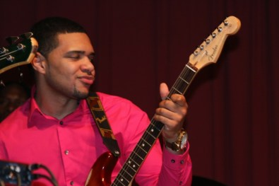 "Rhythm Guitarist: Kevin ""BelKod"" Gaippe, KLASS"