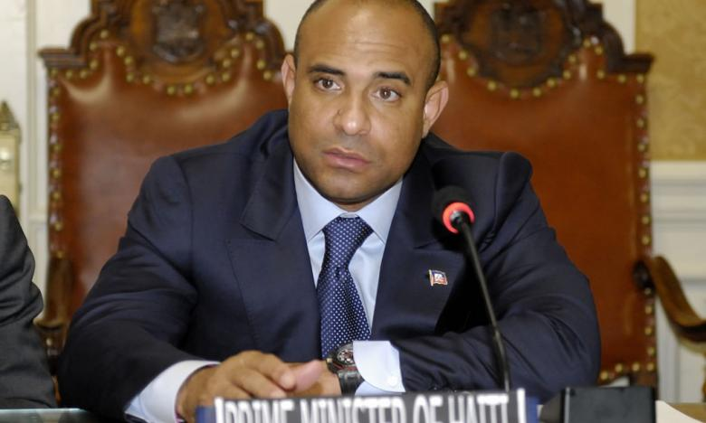 Haiti's Prime Minister Laurent Lamothe Resigns