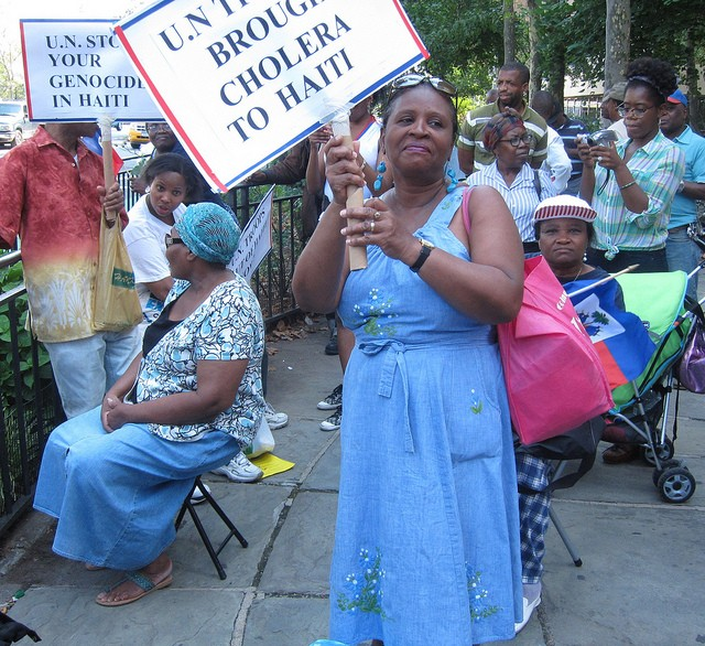 Judge Deems UN Immune from Lawsuit for Haiti Cholera Disaster