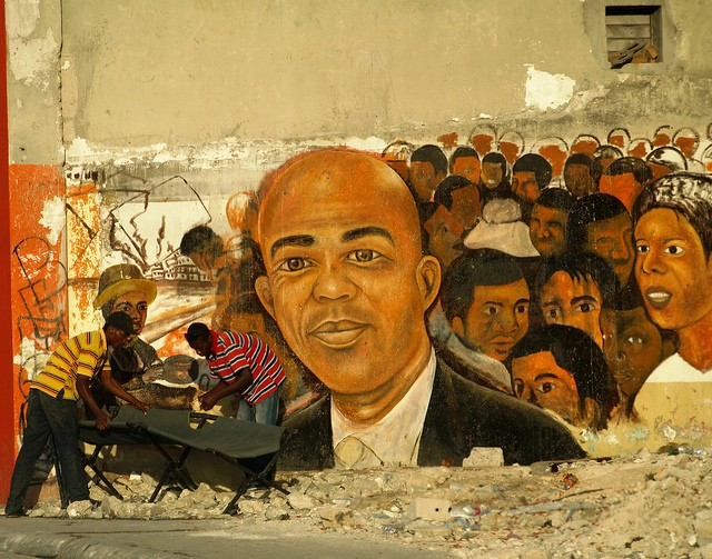 Haiti's Martelly Plays to the Tune of His Own Drummer