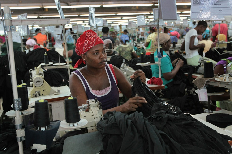 Haiti Seeks To Extend Duty-Free Textile Agreement