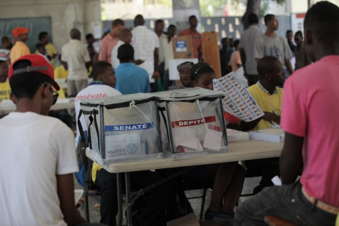 Haiti Announces Partial Vote Re-run After Violence-hit Elections