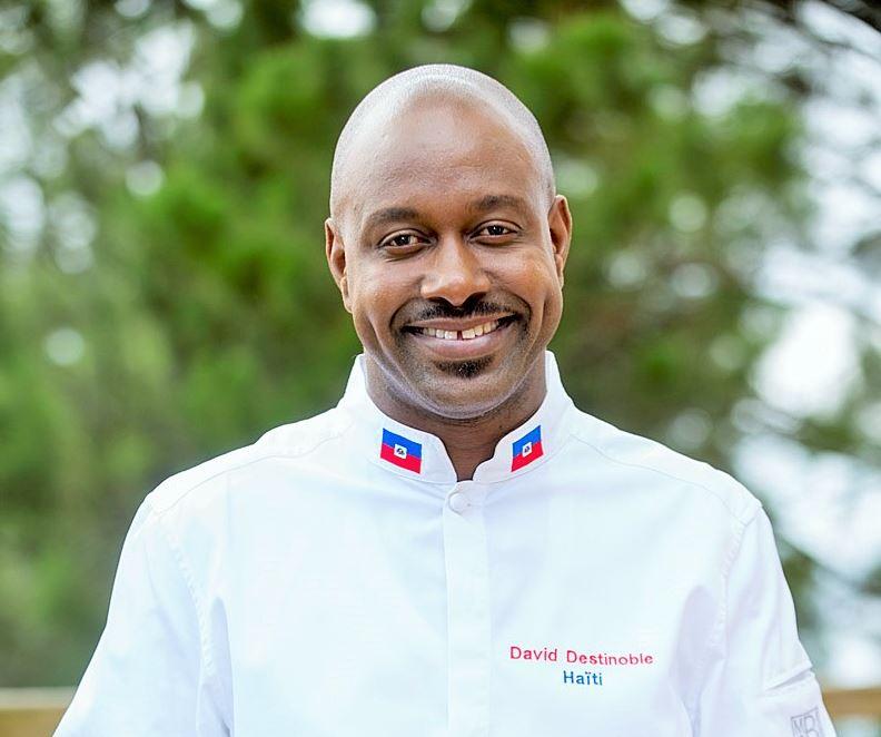 A Conversation with Chef David Destinoble
