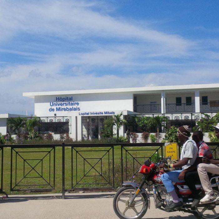 Hopital Universitaire de Mirebalais' New Lab Will Help Save Lives