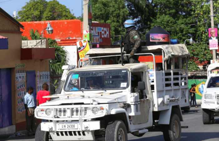 Haiti UN Mission Leaving Under Cloud of Scandal