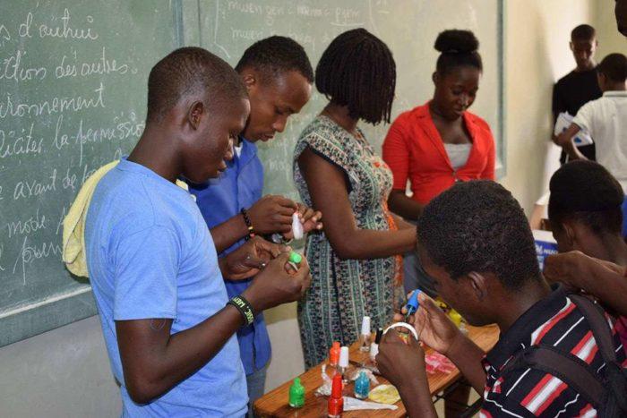Haiti Foundation Opens Skills-based Training Camp In Port-au-Prince