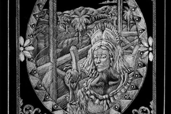 Metamorphosis by Haitian Artist Edouard Duval-Carrié