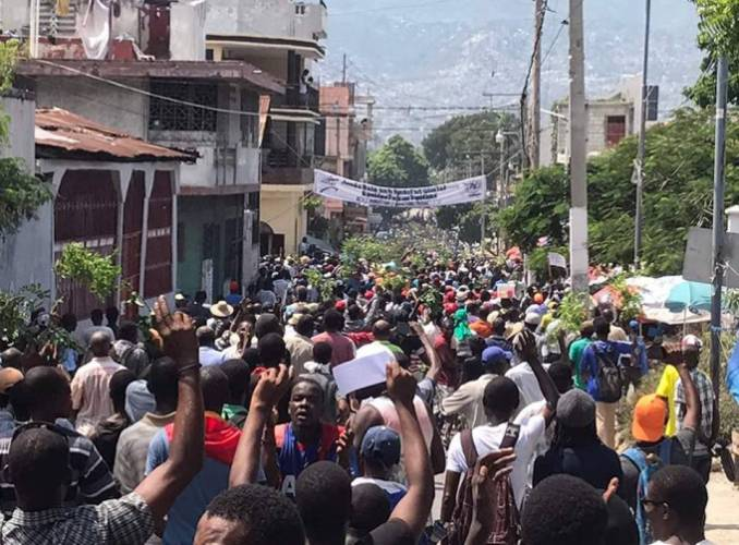 Haitian Times Morning News Roundup – Sept. 25