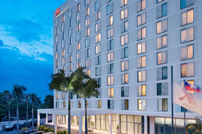 Marriott Port-au-Prince Takes Home Top Honor at 2017 World Travel Awards