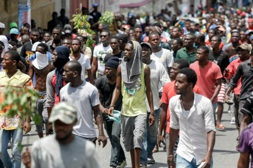 Violence Erupts at Budget Opposition Protest in Haiti