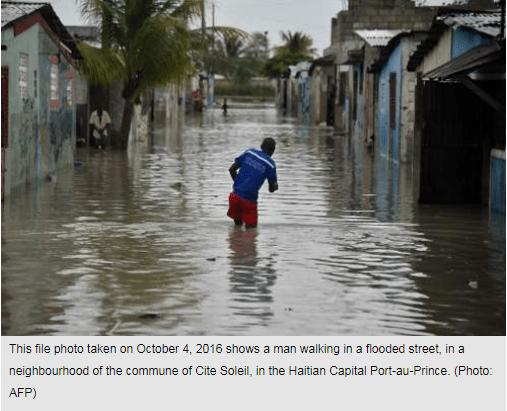 Haiti More Vulnerable Than Ever