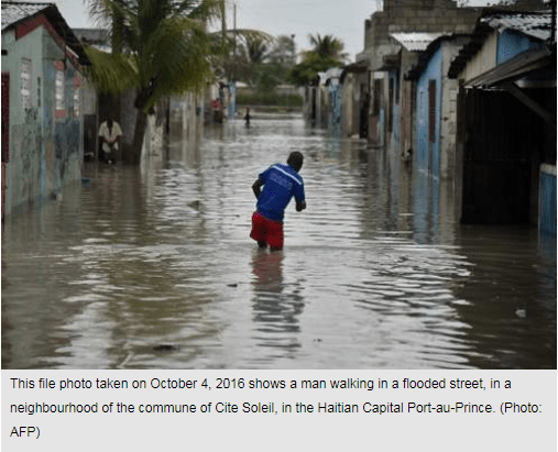 Haiti More Vulnerable Than Ever