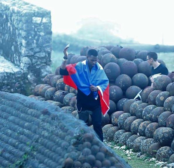 Jason Derulo Visits Haiti to Shoot Music Video