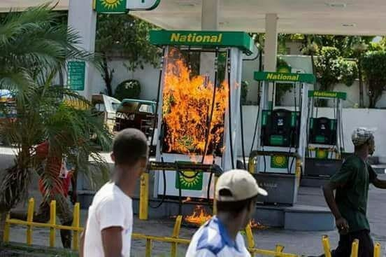 Fuel Price Rise in Haiti Has Its Roots in IMF Deal