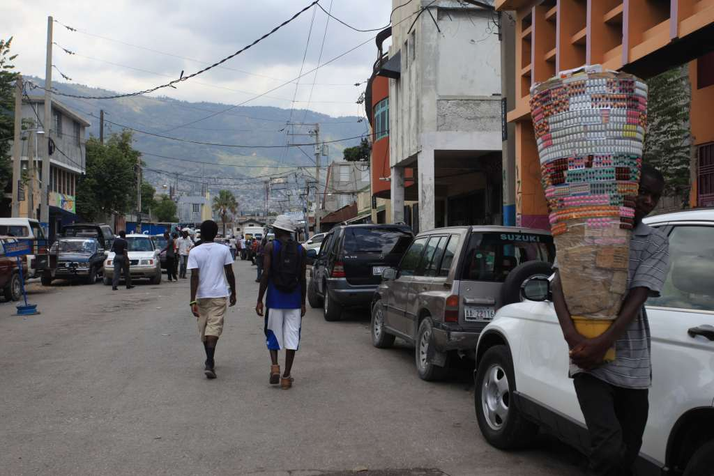 The Never-ending Search for Home: One Haitian Family's Journey Through the Americas for a Place to Call Home