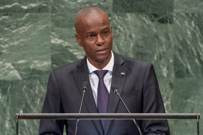 Haitian president calls for essential development aid as UN mission shifts away from peacekeeping