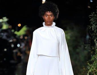 Haitian-American Designer Brings Black Culture to New York Fashion Week