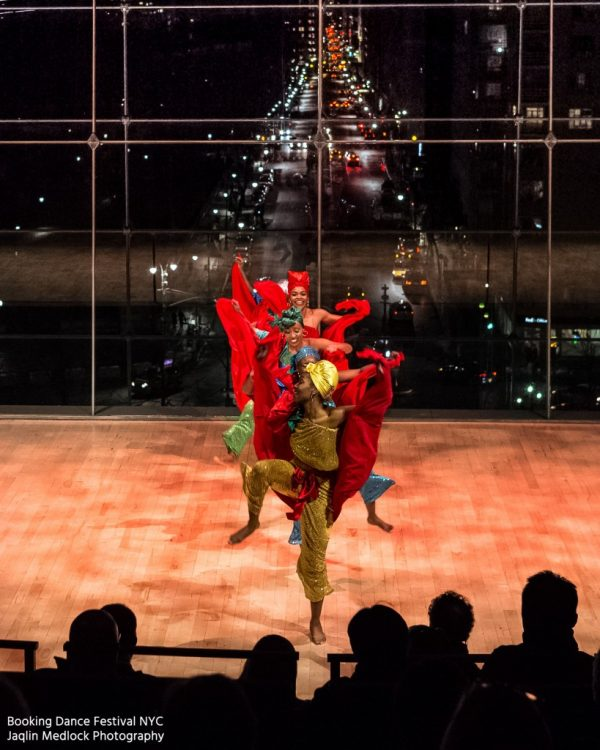 Haitian Folkloric Dance Shines at Lincoln Center