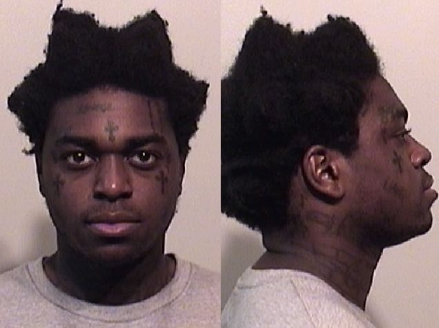 Kodak Black Has Been Arrested at U.S. Border on Gun and Weed Charges