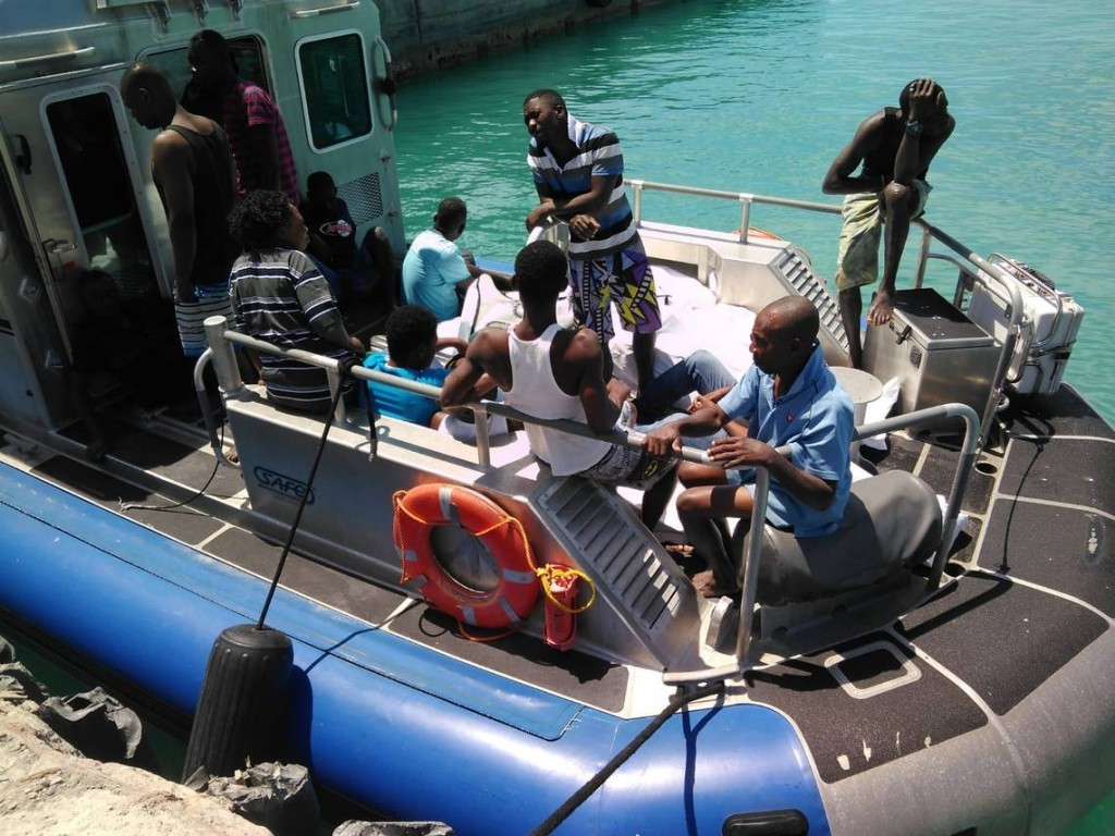 At least 15 Haitians dead after boat sinks off Turks and Caicos in shark-infested waters