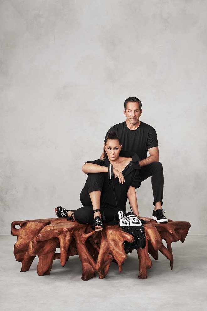 Soles With Soul: Donna Karan and Kenneth Cole Are Collaborating With Artisans in Haiti on Summer Sandals