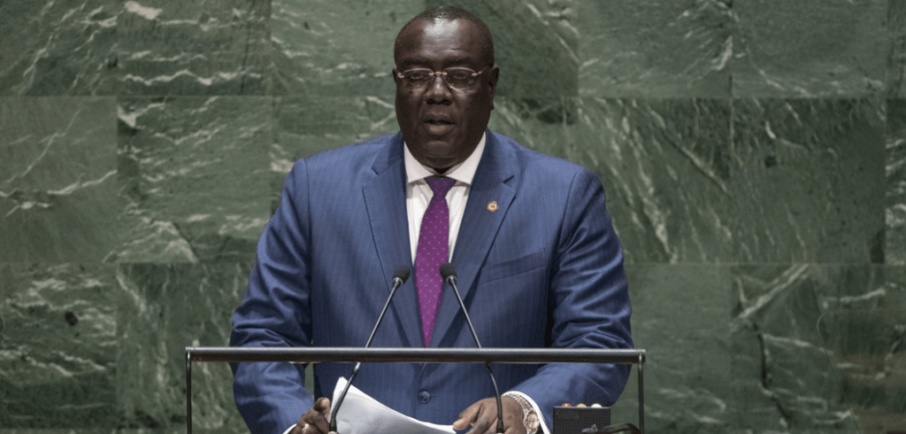 Haitian Foreign Minister calls for development reboot to close 'striking gap' between promises and action on ending poverty