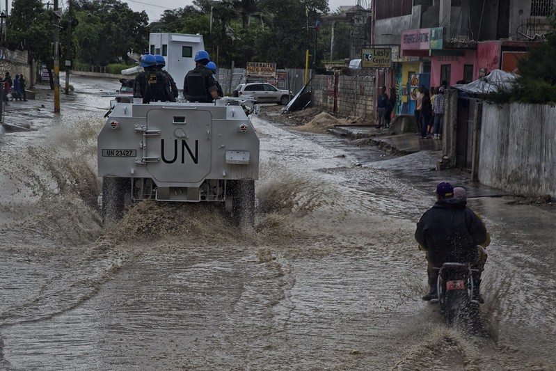 Haiti Haitian Women Raped by UN Chilean Peacekeepers Seek Justice