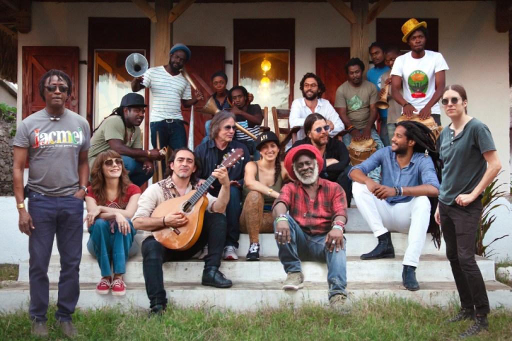 Voodoo Ceremonies and Cross-Cultural Jams: Inside Jackson Browne's All-Star Haiti Benefit LP