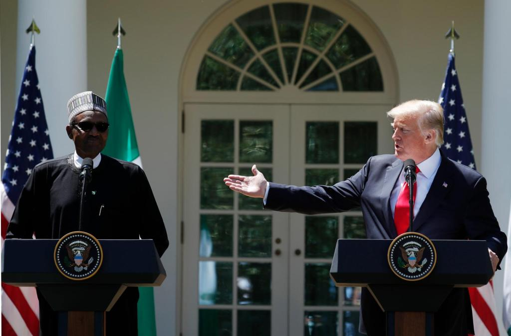 Trump's controversial travel ban is set to add four more African countries—including Nigeria
