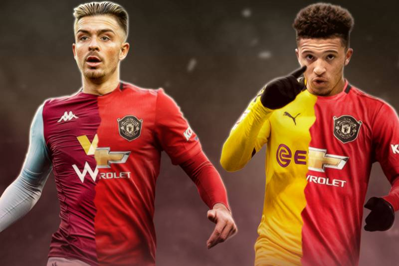 How Manchester United Can Sign Jadon Sancho and Jack Grealish This Summer