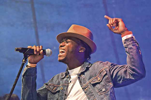 From Haiti to Chile, a Singer Bridges Styles – and Cultures
