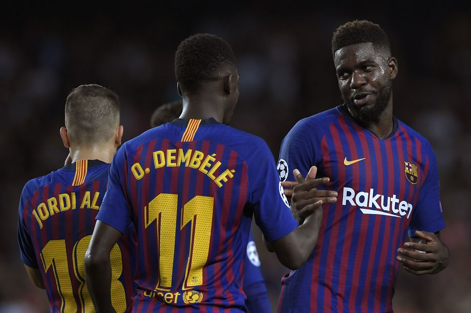 Barcelona 'tired' and 'disappointed' with Samuel Umtiti, Ousmane Dembélé indiscipline